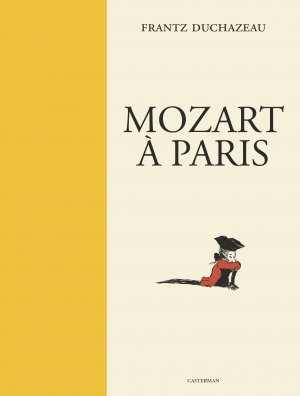 Mozart à Paris  Simple NB