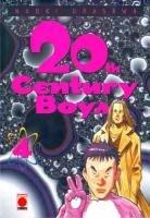 20th Century Boys # 4