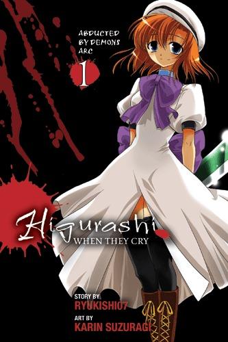 Higurashi no Naku Koro ni Onikakushi-hen édition US