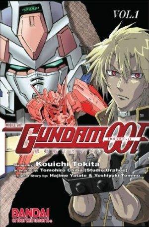 Kidou Senshi Gundam 00F édition US