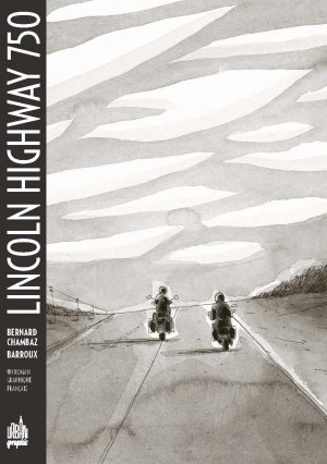 Lincoln Highway 750  TPB hardcover (cartonnée)