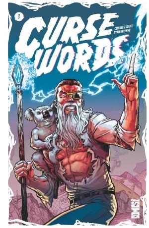 Curse Words édition TPB hardcover (cartonnée)