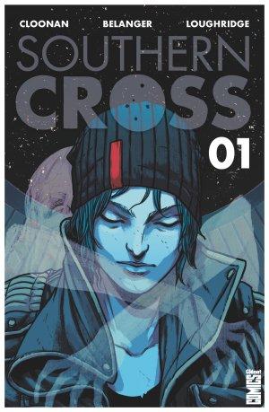 Southern Cross édition TPB hardcover (cartonnée)