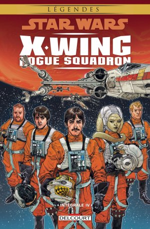 Star Wars - X-Wing Rogue Squadron 4 TPB Hardcover (cartonnée) - Intégrale