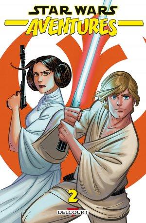 Star Wars - Aventures 2 TPB hardcover (cartonnée)