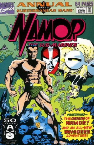 Namor, The Sub-Mariner édition Annuals (1991 - 1994)