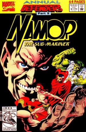 Namor, The Sub-Mariner # 2 Annuals (1991 - 1994)