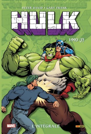 The Incredible Hulk # 1993.1 TPB Hardcover - L'Intégrale