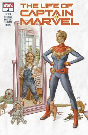 Captain Marvel - La vie de Captain Marvel # 2 Issues (2018)