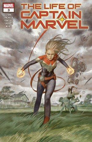 Captain Marvel - La vie de Captain Marvel # 3 Issues (2018)