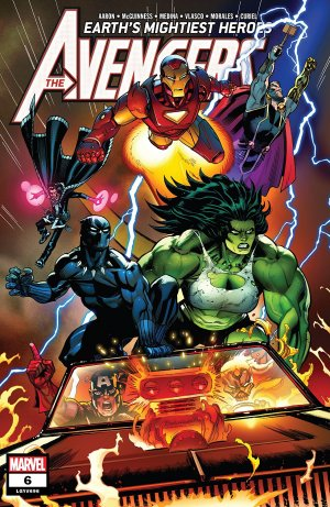 Avengers # 6 Issues V8 (2018 - Ongoing)