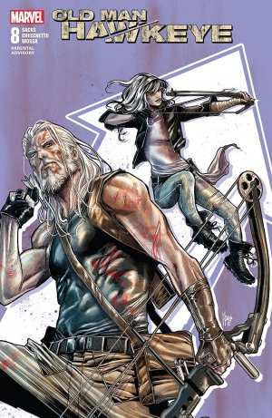 Old Man Hawkeye # 8 Issues (2018)