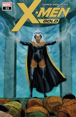 X-Men - Gold # 33 Issues V2 (2017 - 2018)