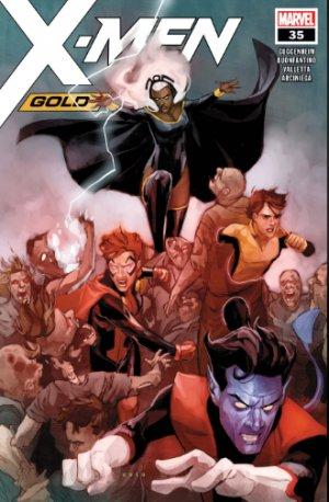 X-Men - Gold # 35 Issues V2 (2017 - 2018)