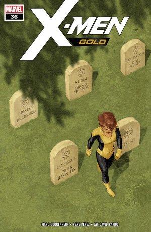 X-Men - Gold # 36 Issues V2 (2017 - 2018)