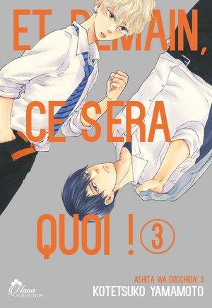 couverture, jaquette Et demain ça sera quoi ! 3  (IDP) Manga