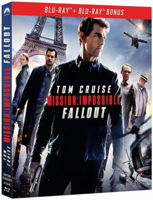 Mission: Impossible - Fallout édition Simple