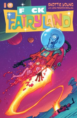 I Hate Fairyland # 19 Issues V1 (2015 - Ongoing)