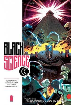 Black Science édition TPB hardcover (cartonnée) - Oversized