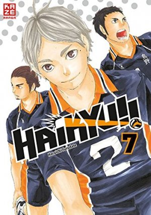 Haikyu !! Les As du Volley édition Simple