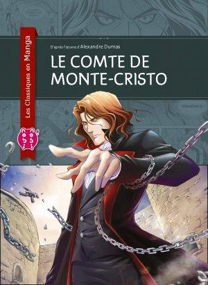 Le Comte de Monte-Cristo (classiques en manga)  Simple