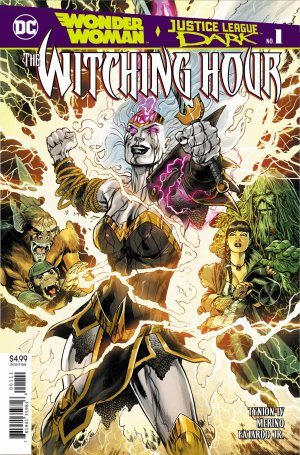 Wonder Woman and Justice League Dark: The Witching Hour # 1 Issues