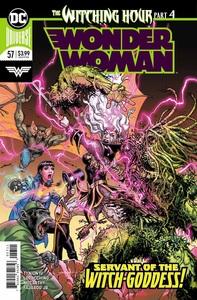 Wonder Woman # 57 Issues V5 - Rebirth (2016 - 2019)
