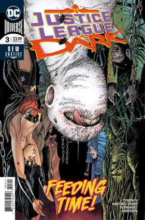 Justice League Dark # 3 Issues V2 (2018 - Ongoing)