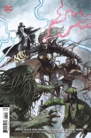 Justice League Dark and Wonder Woman: The Witching Hour  Issues