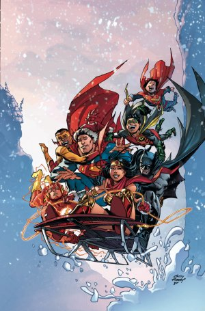 A Very DC Rebirth Holiday Sequel édition TPB (softcover)