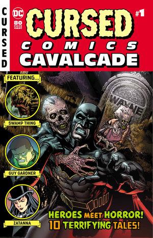 Cursed Comics Cavalcade édition Issues (2018)