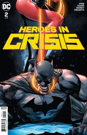 Heroes in Crisis # 2 Issues (2018 - 2019)