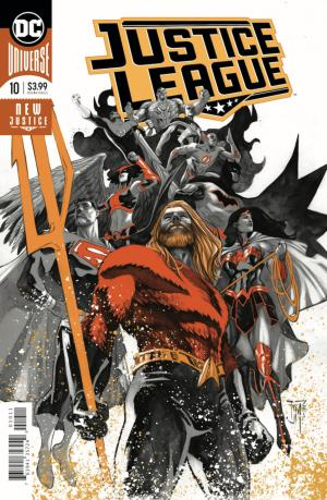 Justice League # 10 Issues V4 (2018 - Ongoing)
