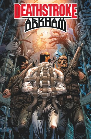 Deathstroke # 36 Issues V4 (2016 - 2019) - Rebirth