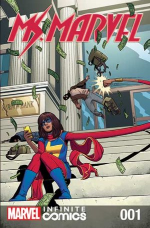 Ms. Marvel édition Issues - V1 Infinite Comics (2018)
