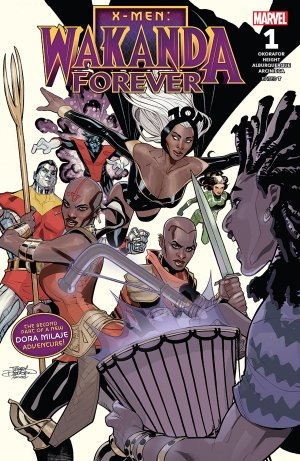 X-Men - Wakanda Forever édition Issue (2018)