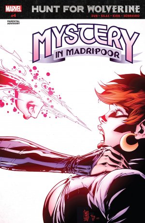 Hunt for Wolverine - Mystery in Madripoor # 4 Issues (2018)
