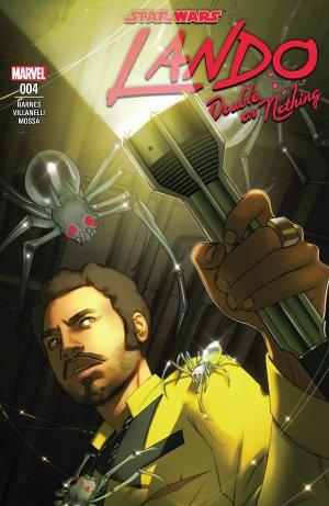 Lando - Quitte ou double # 4 Issues (2018)