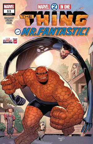 Marvel Two-In-One 11 Issues (2017 - 2018)