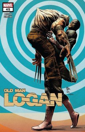 Old Man Logan # 45 Issues V2 (2016 - 2018)