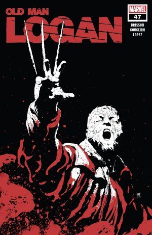 Old Man Logan # 47 Issues V2 (2016 - 2018)