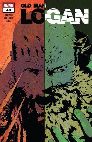 Old Man Logan # 48 Issues V2 (2016 - 2018)