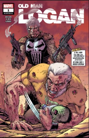 Old Man Logan édition Issues V2 - Annual (2018)