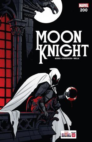 Moon Knight # 200 Issues V9 (2018)