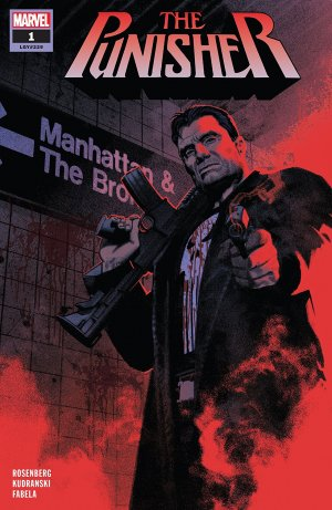 Punisher # 1 Issues V12 (2018 - 2019)