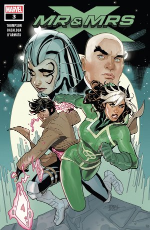 Mr. and Mrs. X # 3 Issues (2018 - 2019)