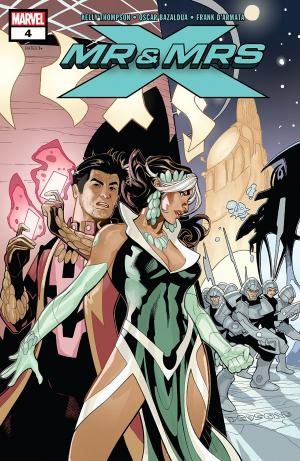 Mr. and Mrs. X # 4 Issues (2018 - 2019)