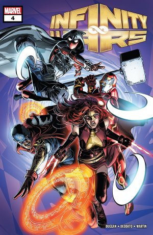 Infinity Wars # 4 Issues (2018)