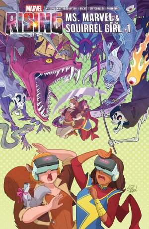 Marvel Rising - Ms. Marvel / Squirrel Girl édition Issue (2018)