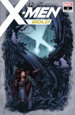 X-Men - Gold # 2 Issues V2 - Annuals (2017 - 2018)